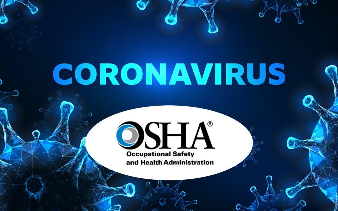 COVID-19 and OSHA